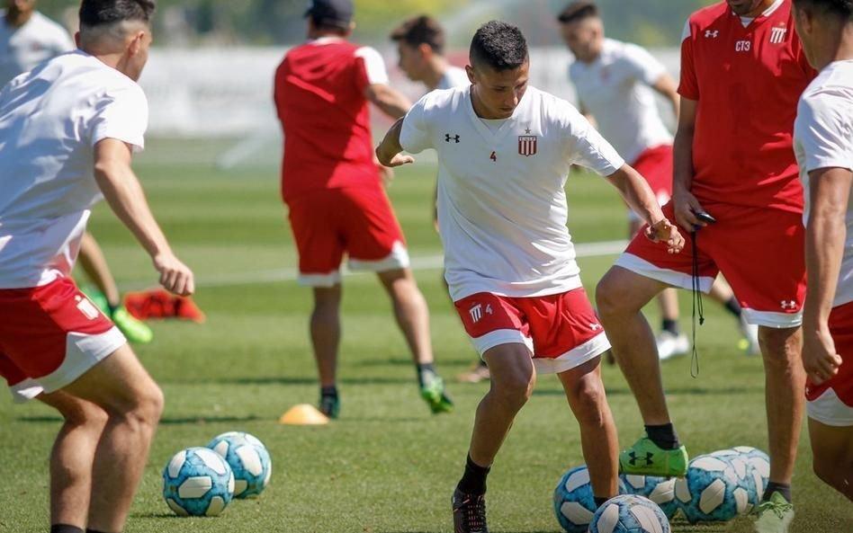 Iván Gómez está tan recuperado que podría jugar en Santa Fe