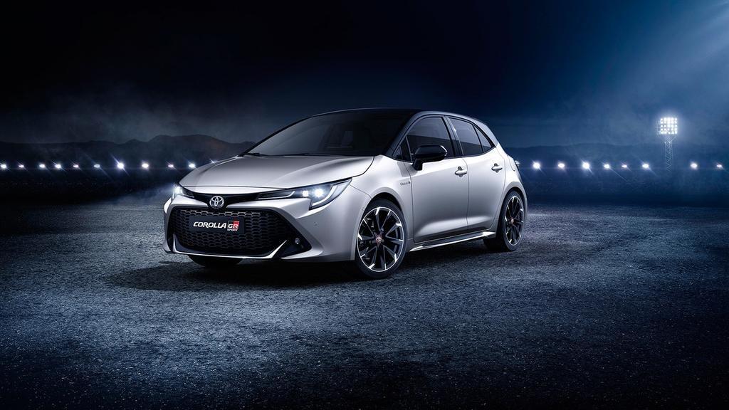 Toyota viste de deportivo al Corolla más potente