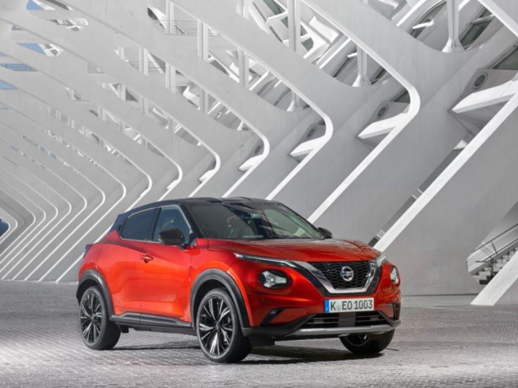Nissan lanza la segunda generación de Juke