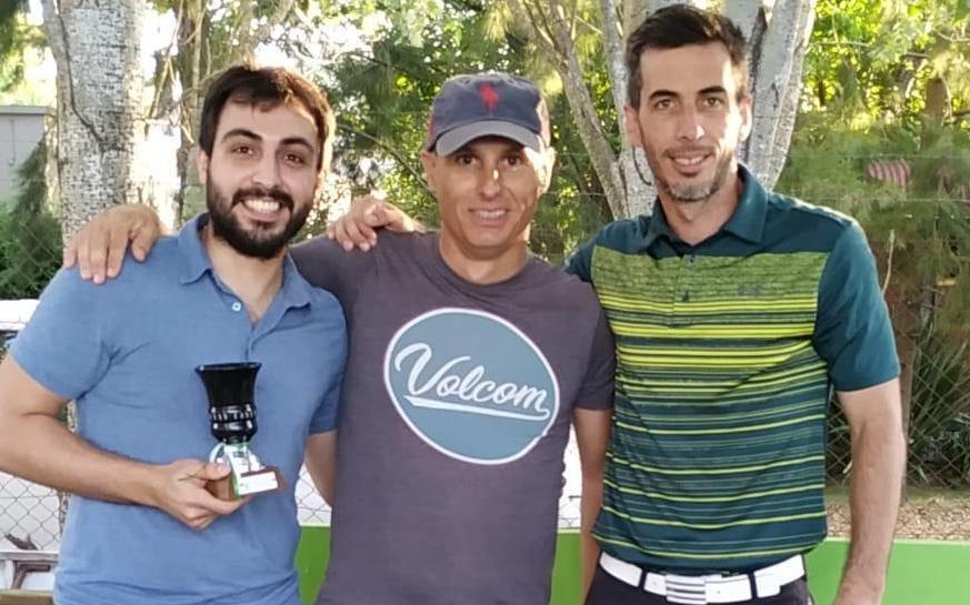 El circuito de novatos de golf cerró una muy buena temporada con varios premios