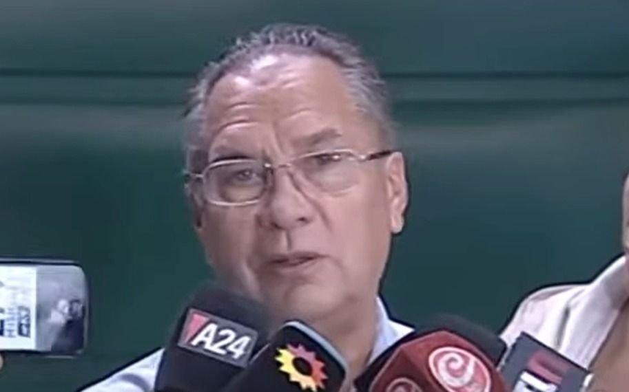 """Intendente de Ituzaingó cree que el robo fue """"al voleo"""" y que ladrones eran """"profesionales"""""""