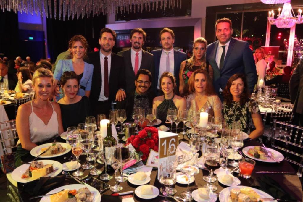 La cena solidaria de la Fundación Florencio Pérez