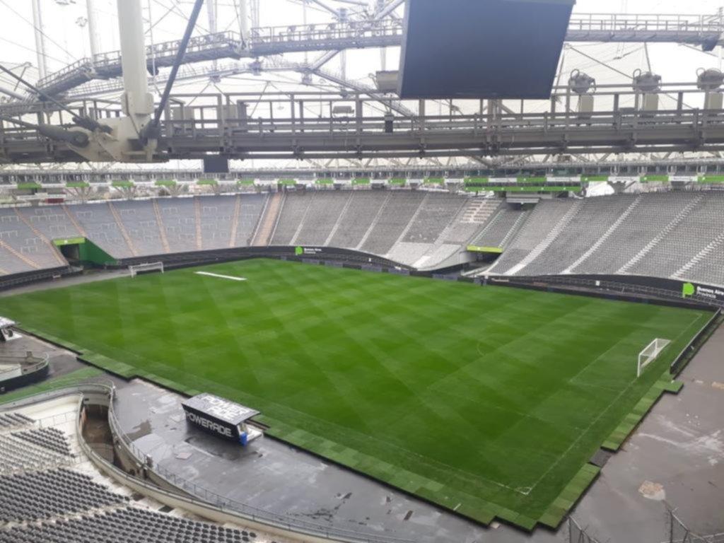 La Copa América volverá a nuestra ciudad el año próximo