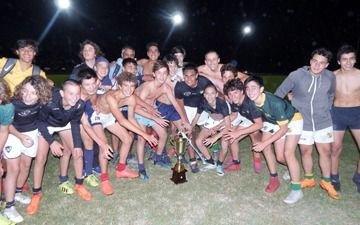 El Rugby con mayúscula en la competencia y la amistad de los M-14