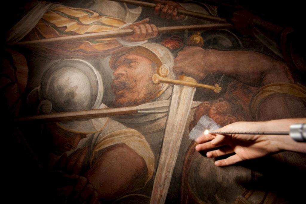 El fresco más buscado que Leonardo Da Vinci nunca pintó