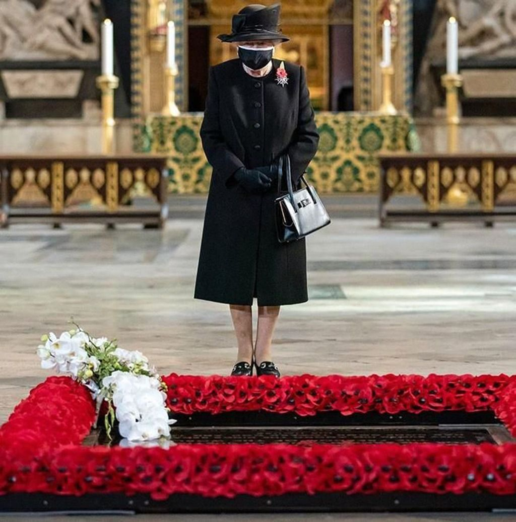 Amapolas rojas: el homenaje de la corona inglesa a sus soldados