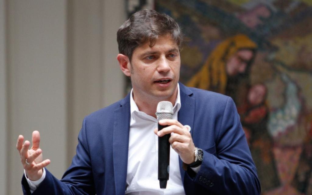 Kicillof analiza la posible suspensión de las PASO y ya hay rechazo de Cambiemos