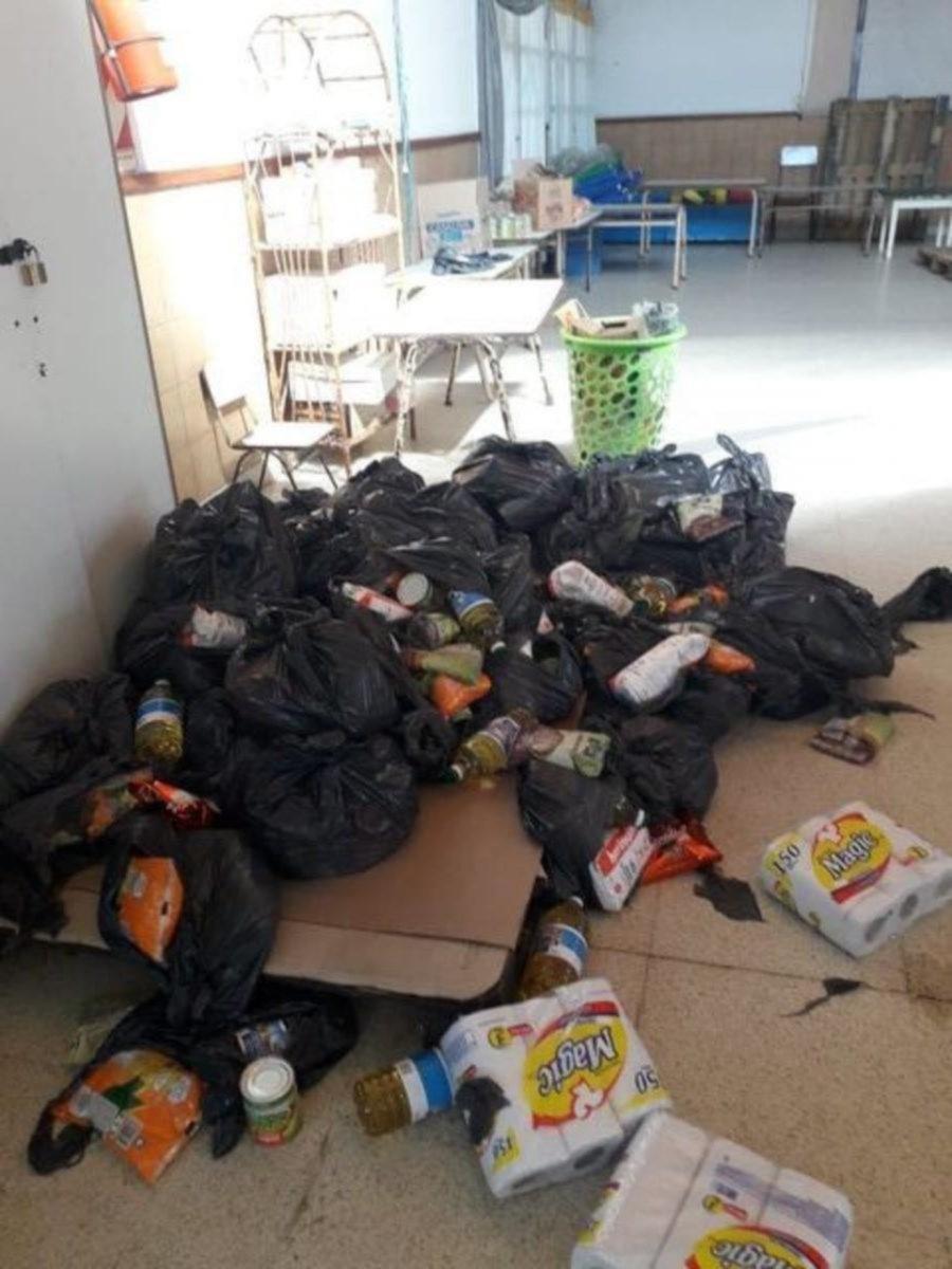 Desazón: otra escuela platense fue atacada por delincuentes