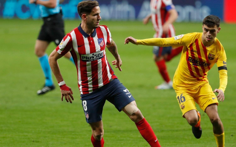 Atlético de Madrid le ganó al Barcelona de Messi y sigue firme en la punta