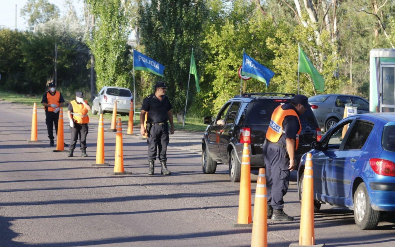 Instalarán satinizantes vehiculares en ingresos a La Plata