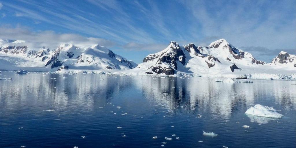 Se hace agua: la transformación del Ártico continúa a toda velocidad