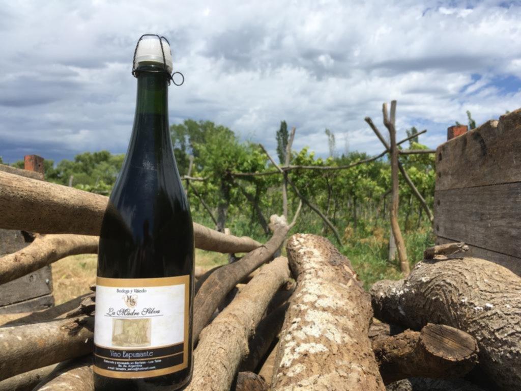 """""""Champaña"""": made in Berisso"""