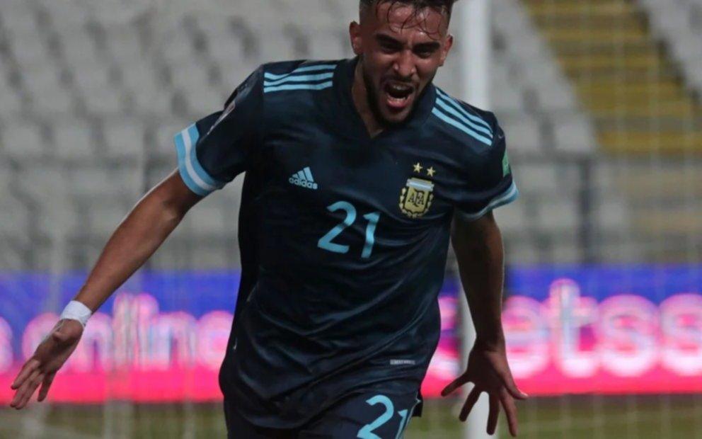 Tras ser figura con la Selección, Nico González estará inactivo tres semanas