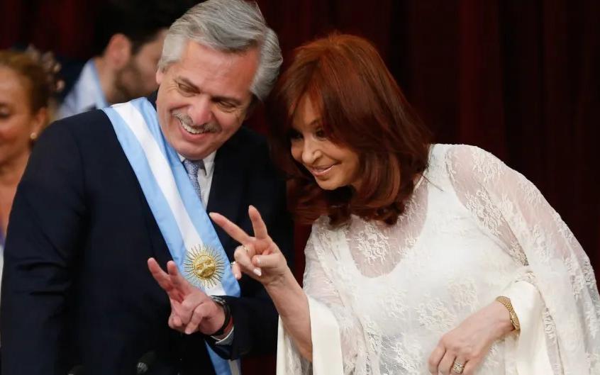 """Alberto Fernández: """"Cristina es una gran dirigente, pero no fue Perón; Perón hay uno solo"""""""