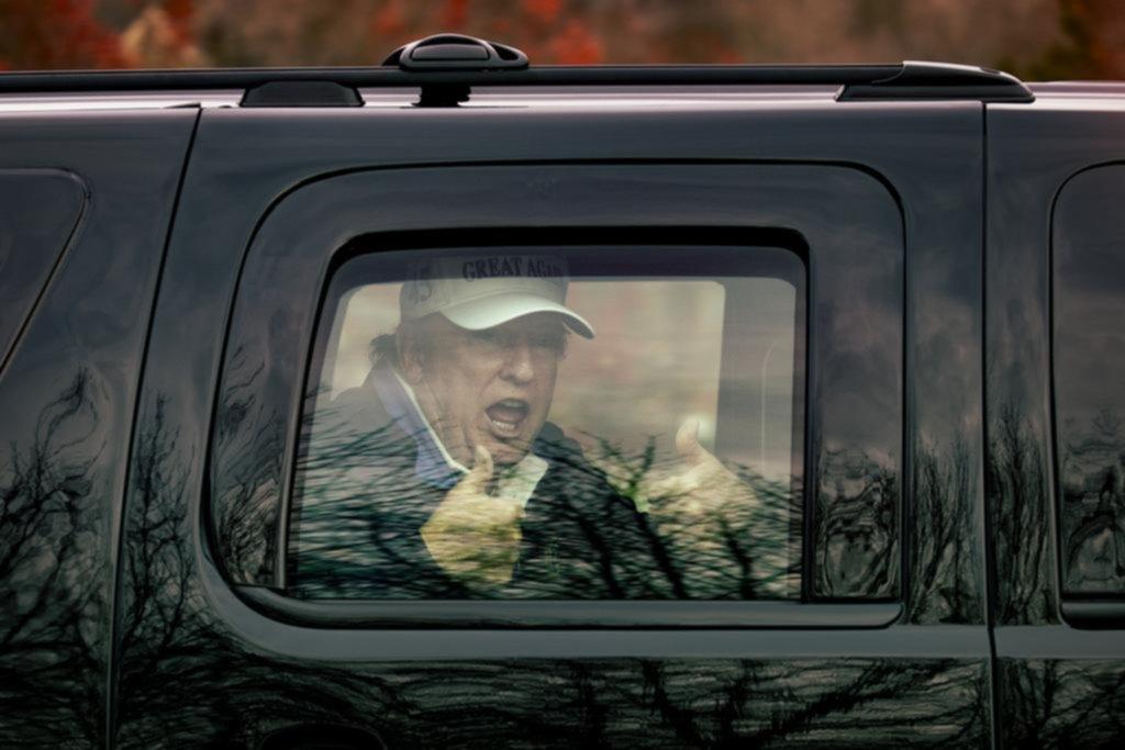 Nuevo golpe a los intentos de Trump por revertir su derrota