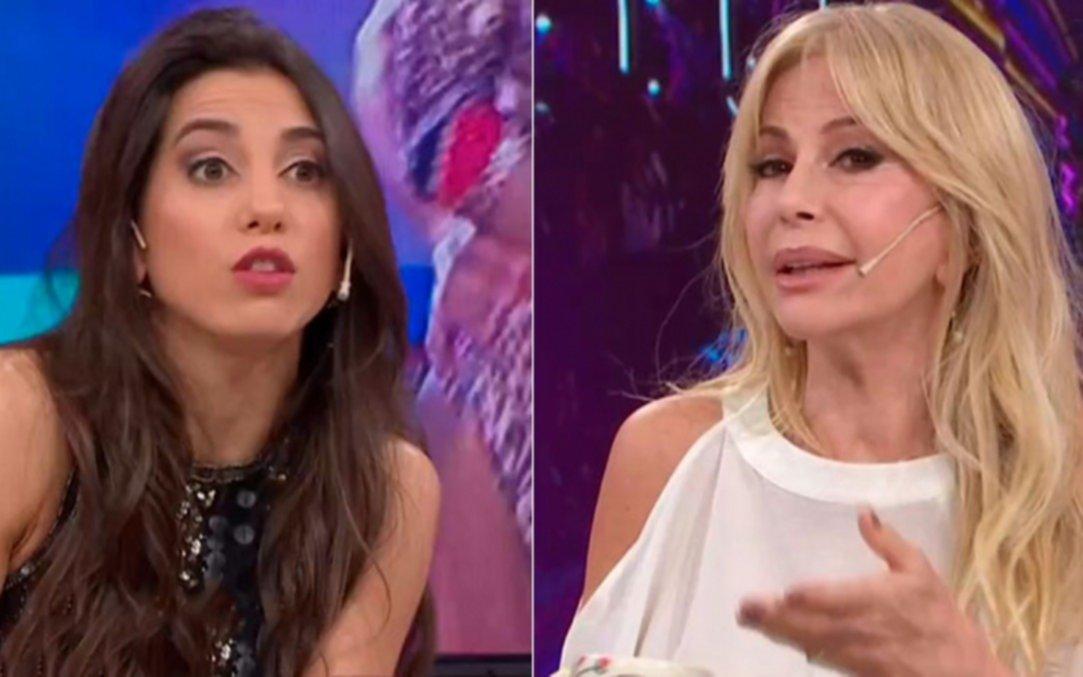 """Cinthia Fernández asegura que Alfano le dijo: """"Soy la bruja madre, te voy a hacer quebrar las piernas, te voy a hacer morir"""""""