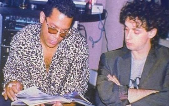 Carlos Alomar, guitarrista de Bowie, pide a Soda para el Salón de la Fama