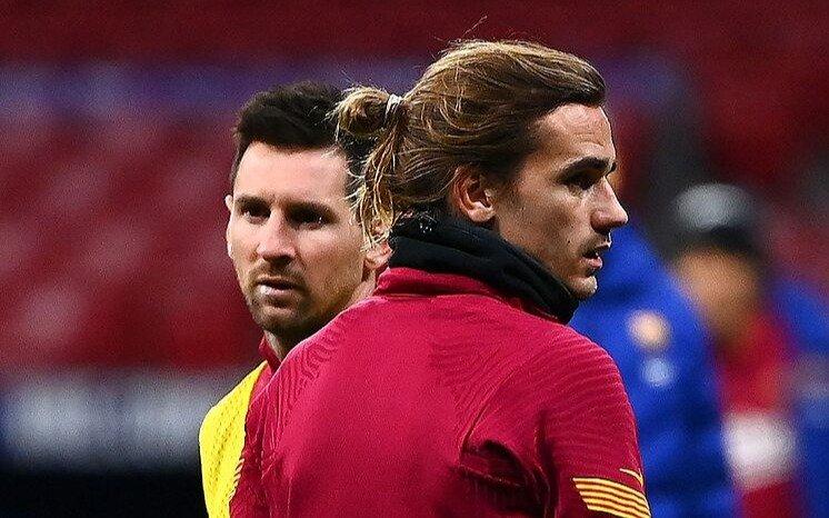 """Griezmann sobre Messi: """"Es hora de poner las cosas en su sitio"""""""