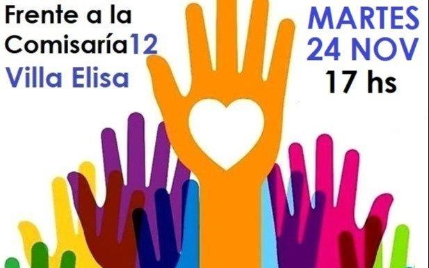 Vecinos de Villa Elisa, Segui y El Rincón protestarán contra los robos y entraderas