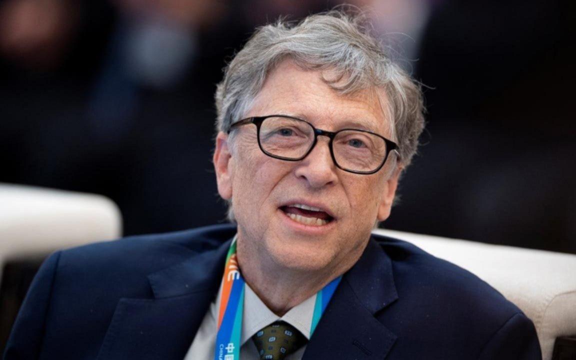 """Bill Gates pronostica una nueva pandemia: """"En el peor de los casos en 2023, pero menos destructiva"""""""