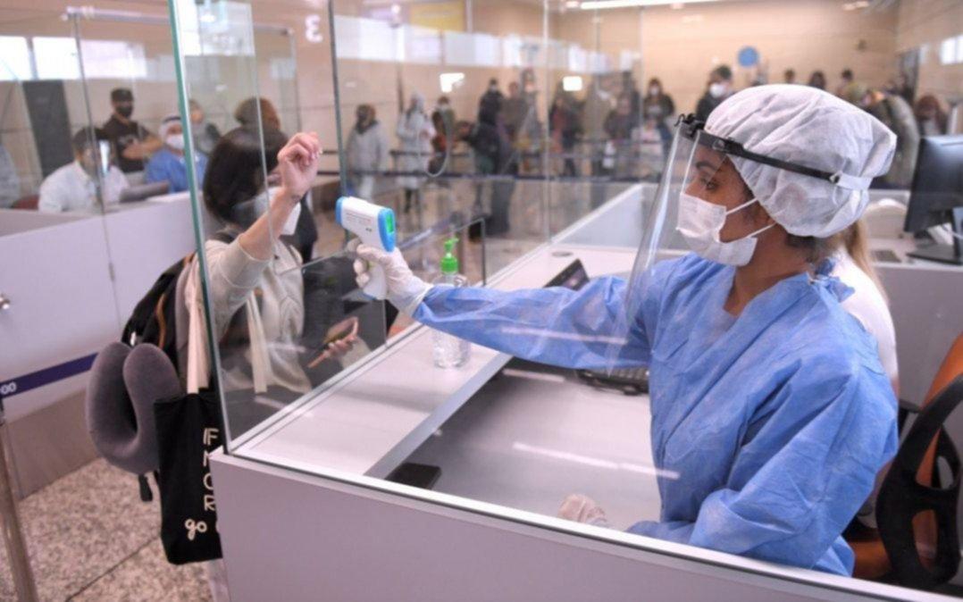 Coronavirus en Argentina: 7.164 nuevos casos y 311 muertos en el día