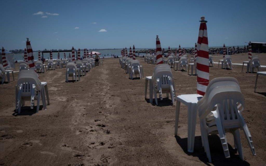 A la playa con distanciamiento social: publicaron los protocolos para veranear en la Provincia