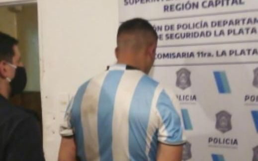 Detuvieron en La Plata a un hombre buscado por un crimen en Tucumán: intentó resistirse a los tiros
