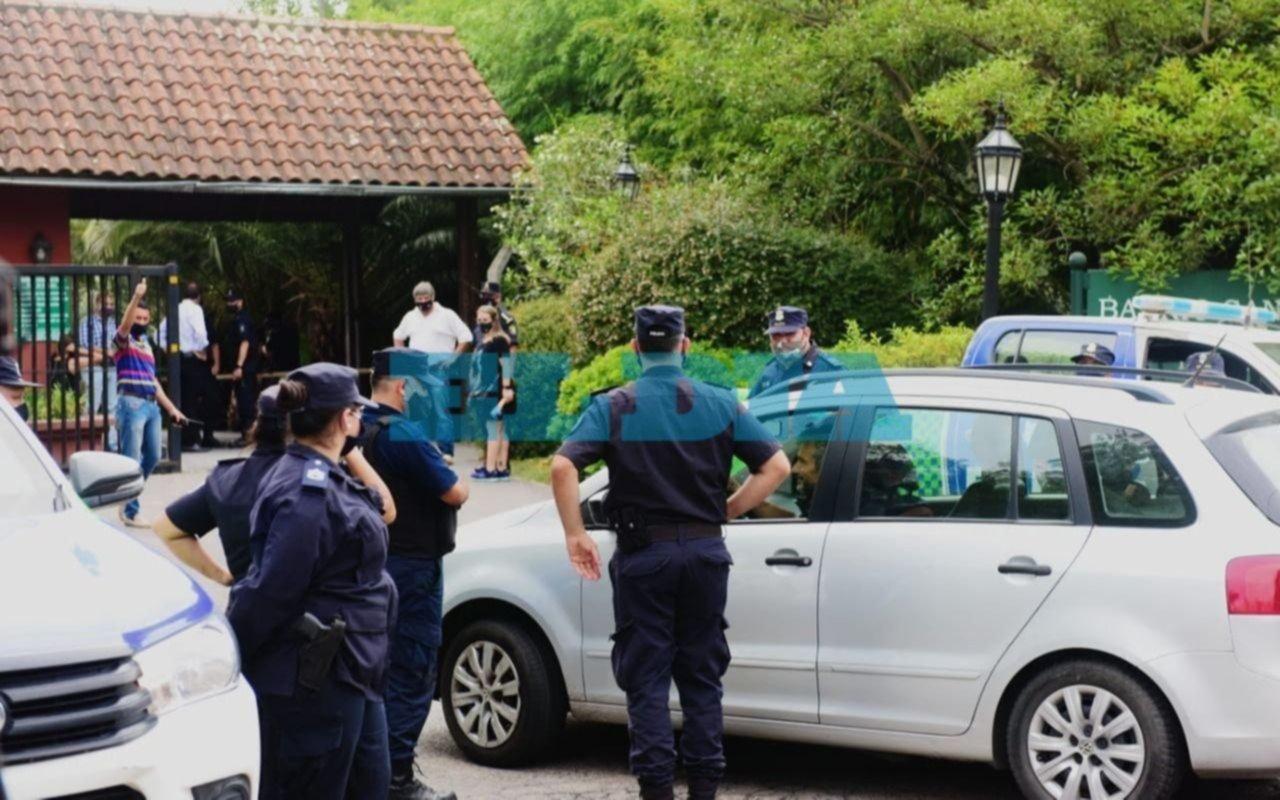 """""""No se advirtieron signos de violencia en el cuerpo de Maradona"""", dijo el fiscal general"""