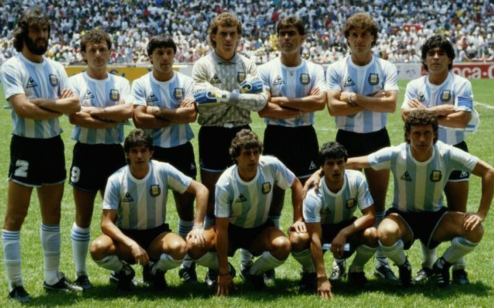 """El dolor de los campeones del mundo en 1986: """"Es una pérdida irreparable"""""""