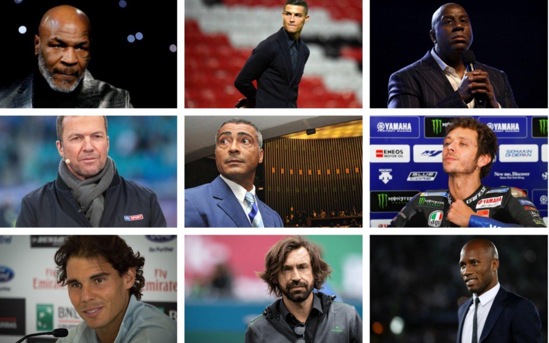 Desde Tyson y CR7 hasta Magic Johnson: El deporte mundial mostrósu tristeza por la muerte de Diego