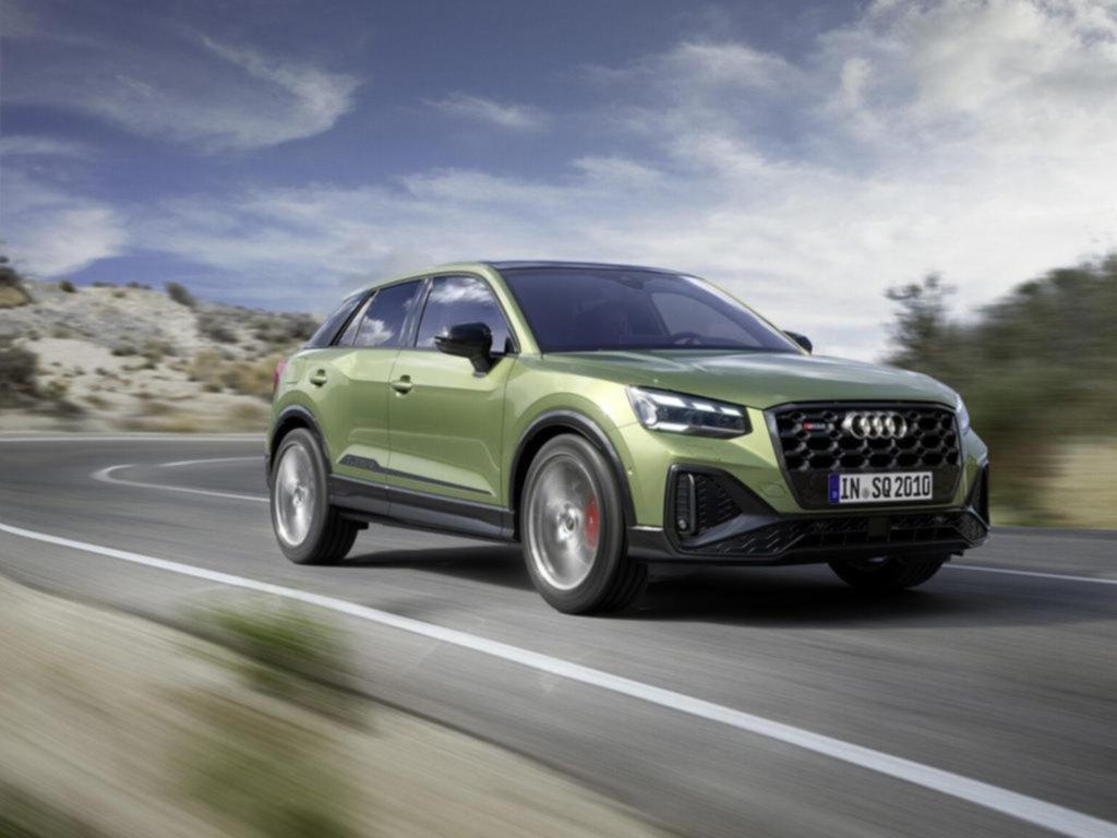 Audi acentúa la imagen deportiva de su versión S