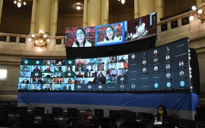 El Senado aprobó iniciativa para que el procurador sea elegido por mayoría absoluta