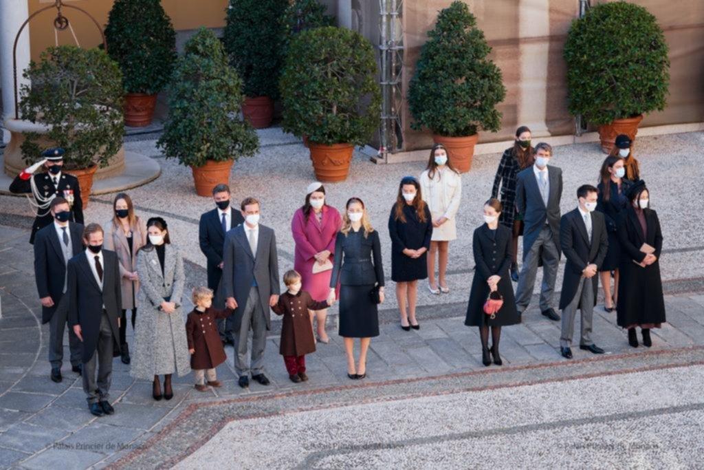 Glamour y ausencias: Fiesta Nacional de Mónaco