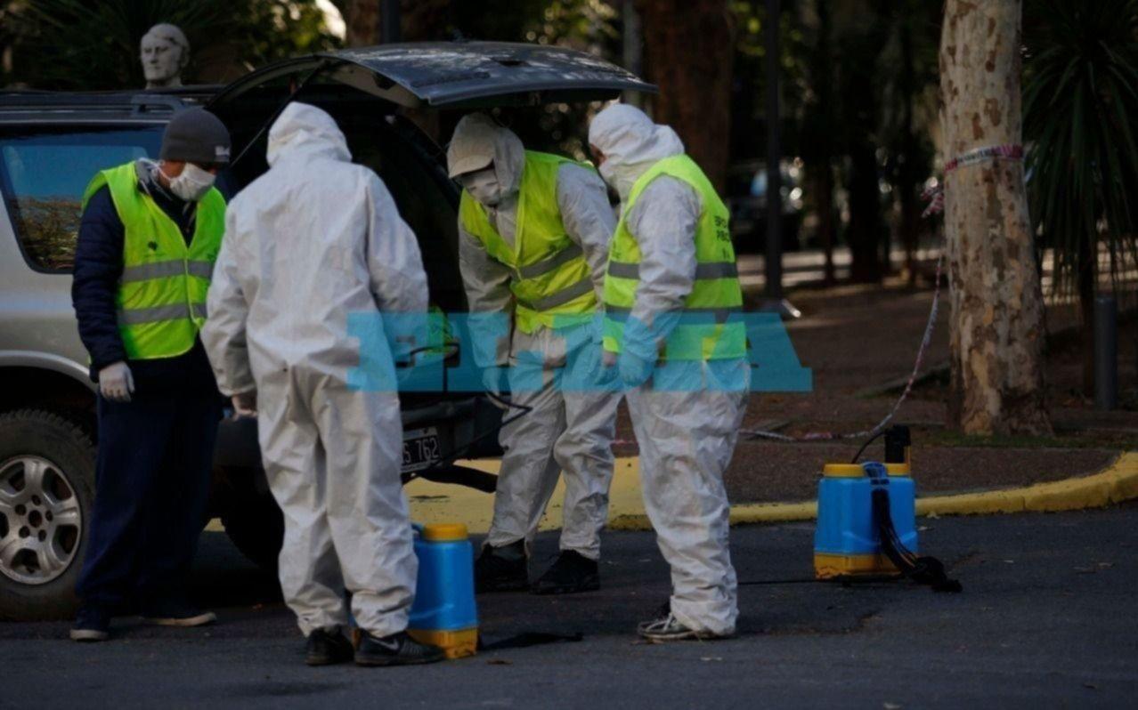Coronavirus en la Región: informan tres fallecidos en La Plata y otros tres en Berisso este domingo