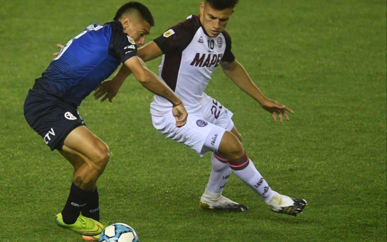 Lanús le ganó a Talleres y todavía tiene chances en la zona de Boca y Newell's