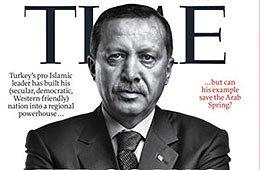 """Premier turco le ganó a Messi  y es """"el personaje del año"""""""