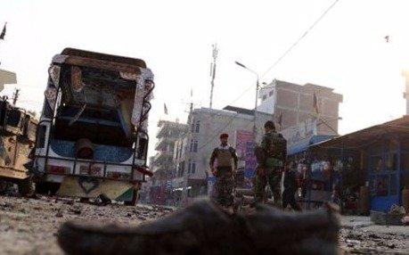 Afganistán: siete muertos y trece heridos por un ataque suicida