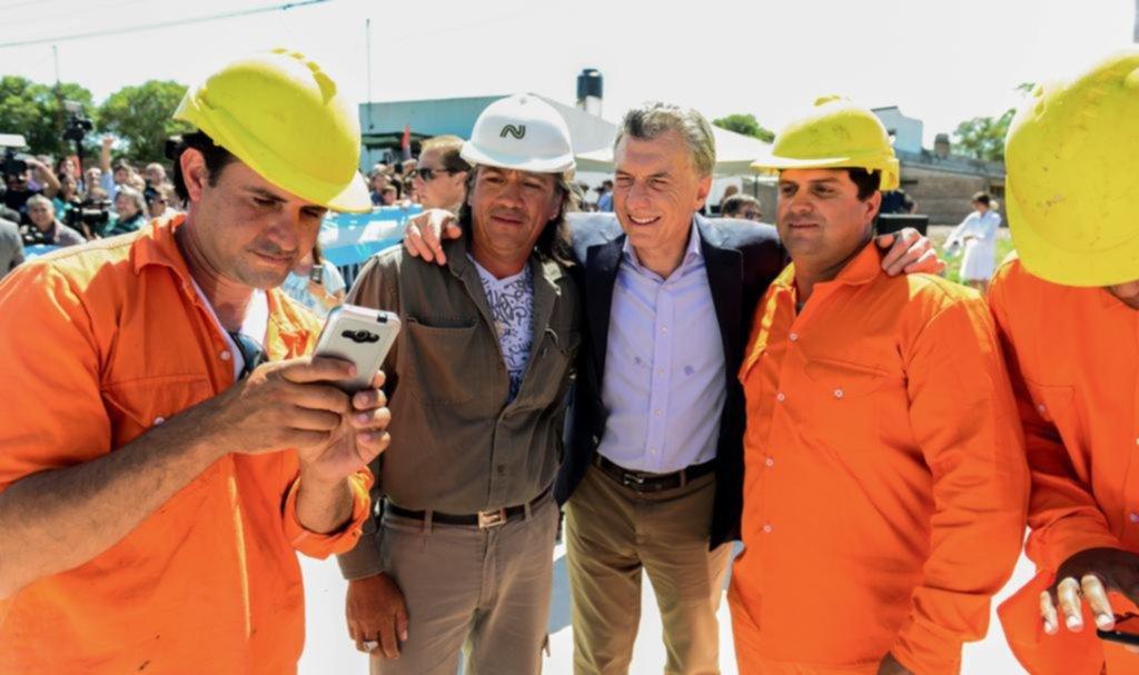 """Macri dijo que """"hay que dejar de endeudar el país"""""""