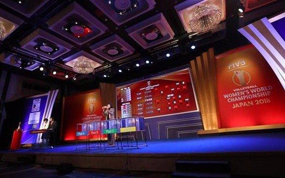 Mundial de voley femenino: Las Panteras compartirán grupo con Japón, Holanda, Alemania, México y Camerún
