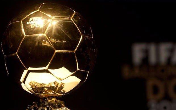 Cristiano Ronaldo se alzó con el Balón de Oro y alcanzó los cinco de Messi