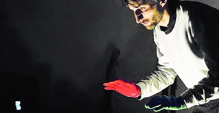 """Musica, imágenes y magia multimedia para una experiencia """"de inmersión"""""""
