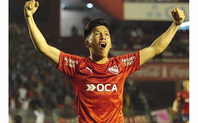 La estrella de Independiente estuvoa punto de quedar libre
