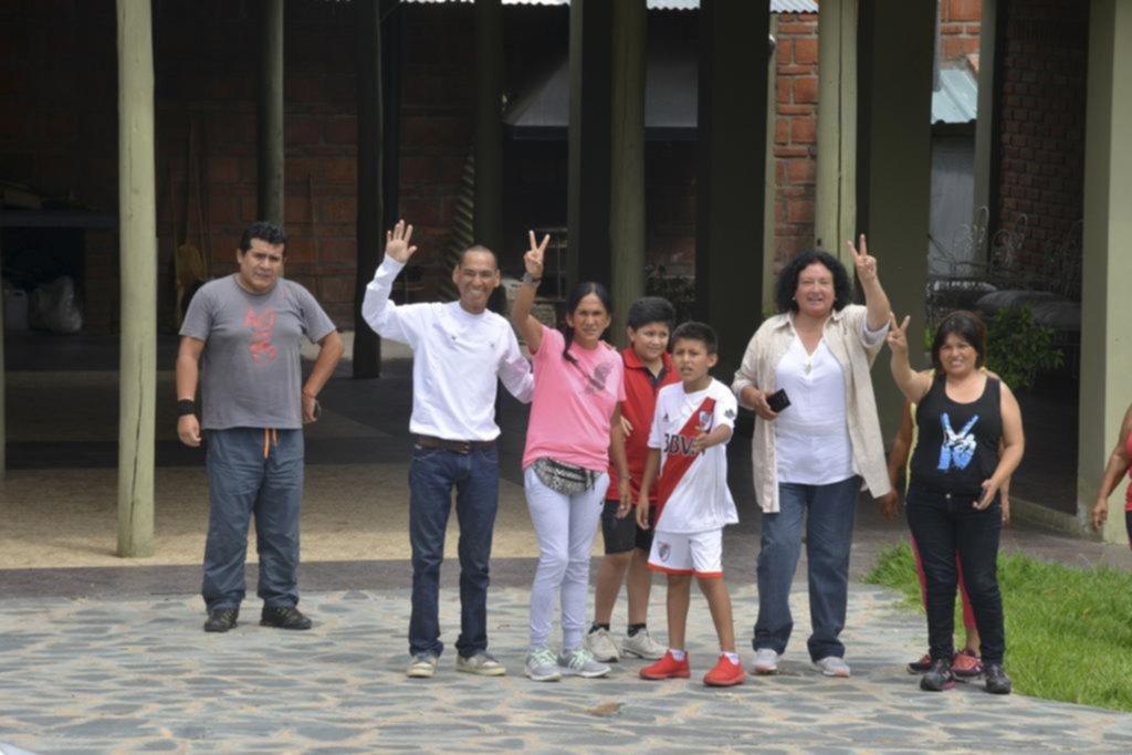 Trasladaron a Milagro Sala a su casa en El Carmen para cumplir prisión domiciliaria