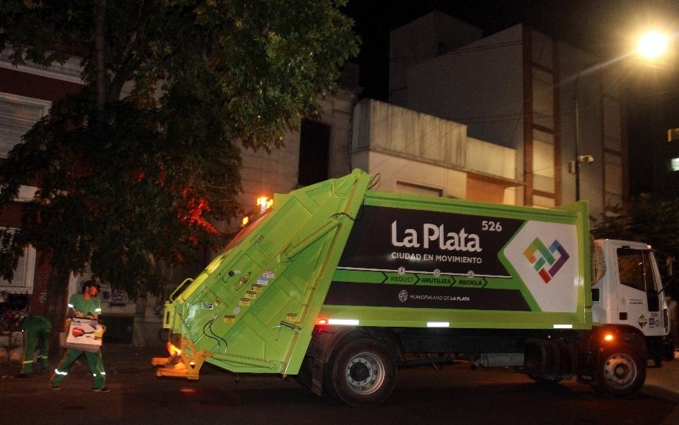 Por el paro general se suspende el servicio de recolección de residuos