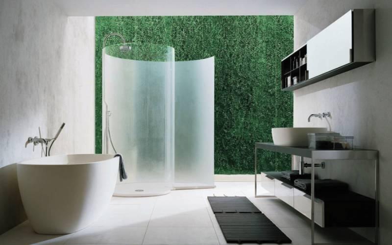 Las mamparas ya son un accesorio imprescindible en los baños modernos