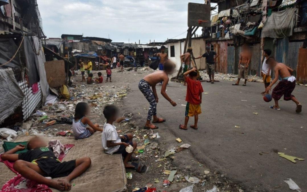 Para Unicef, casi la mitad de los niños en Argentina son pobres