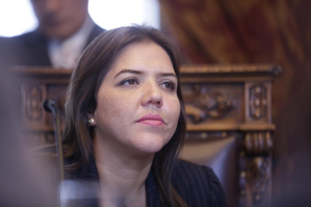 Caso Diezmos: María Alejandra Vicuña admite depósitos en su cuenta