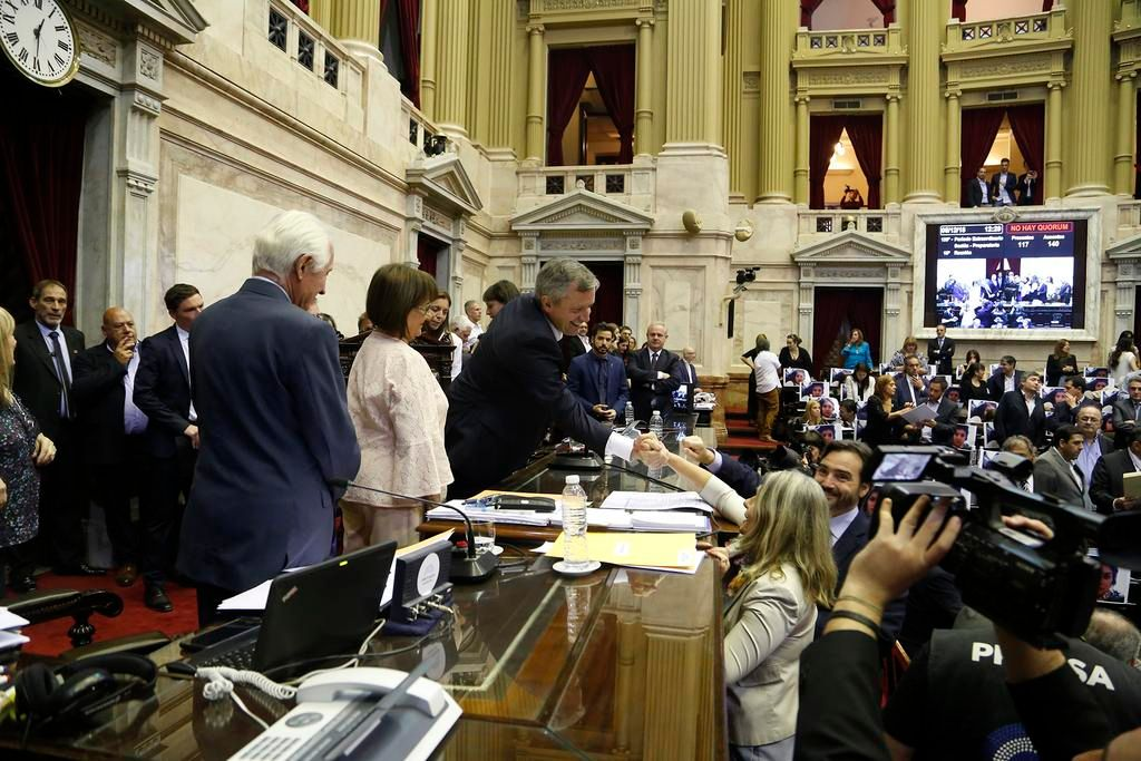 Diputados convirtió en ley la reforma del impuesto a los Bienes Personales