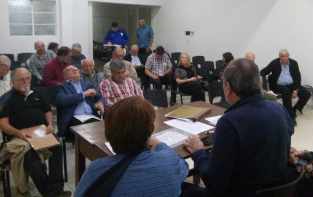 Los dirigentes de los clubes se reunieron para tratar los temas que más preocupan