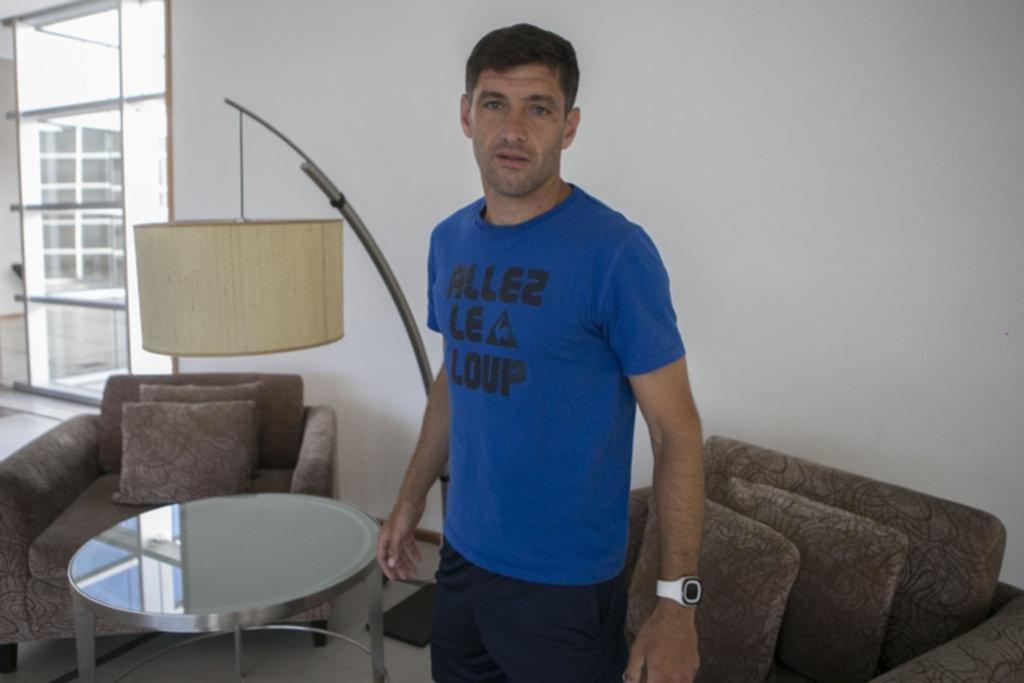"""""""Desde que debuté en Primera sueño con esto"""""""